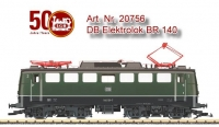 Art.Nr. 20756 - DB E-Locomotive BR 140 - green - ToyFair Modell 2018