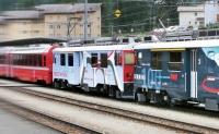 KISS-Modellbahnservice Triebwagen