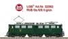 LGB Art. No. 22062 - RhB Ge 6/6 II green - electric locomotive