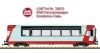 LGB Art. No. 33670 RhB Panorama Car EXCELLENCE CLASS