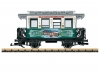 LGB Item No. 36018 - Christmas Car for 2018