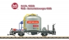 LGB Art. Nr. 45255 - RhB Cement Silo Car Uc 8020